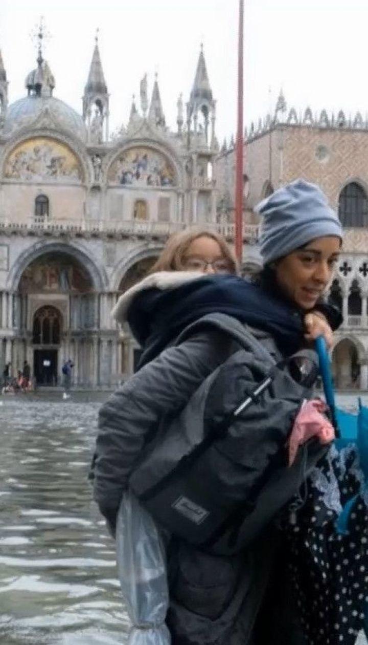 Висока вода у Венеції: синоптики застерігають про посилення паводків