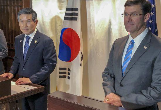 США та Південна Корея відклали спільні військові навчання через критику КНДР