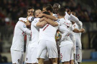 Португалия разобралась в гостях с Люксембургом и квалифицировалась на Евро-2020