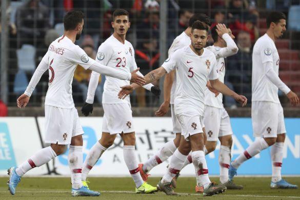 Збірна Португалії
