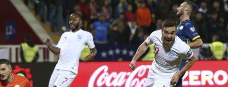 Отбор к Евро-2020. Англия за десять минут разбила Косово, Чехия неожиданно уступила Болгарии