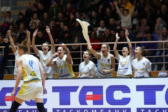 Збірна України перемогла Португалію у відборі до Євробаскету-2021