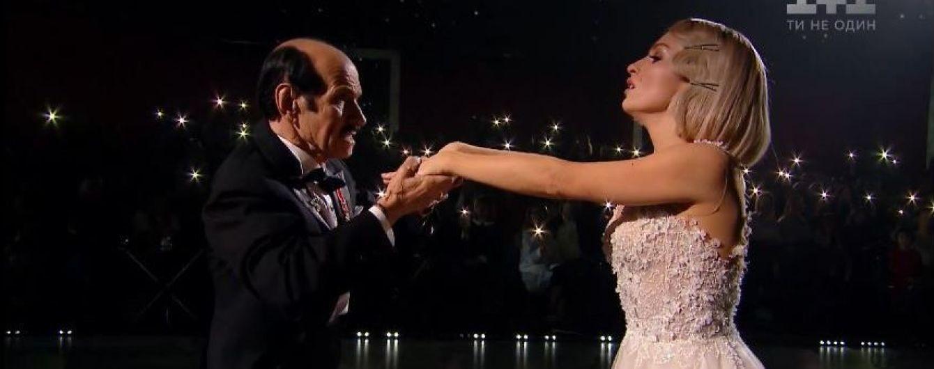 """""""Танці з зірками"""": 89-річний Григорій Чапкіс довів до сліз проникливим вальсом"""