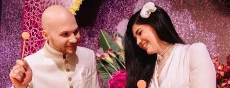 Влад Дарвин отгуляла громкую свадьбу с армянской певицей
