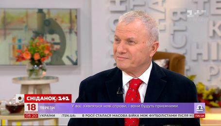 Професор з Ізраїлю Моше Міттельман про методику лікування онкогематологічних захворювань в Україні