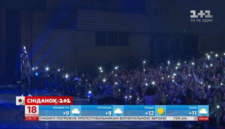 Палитра эмоций: как прошел концерт главного романтика страны – Александра Пономарева