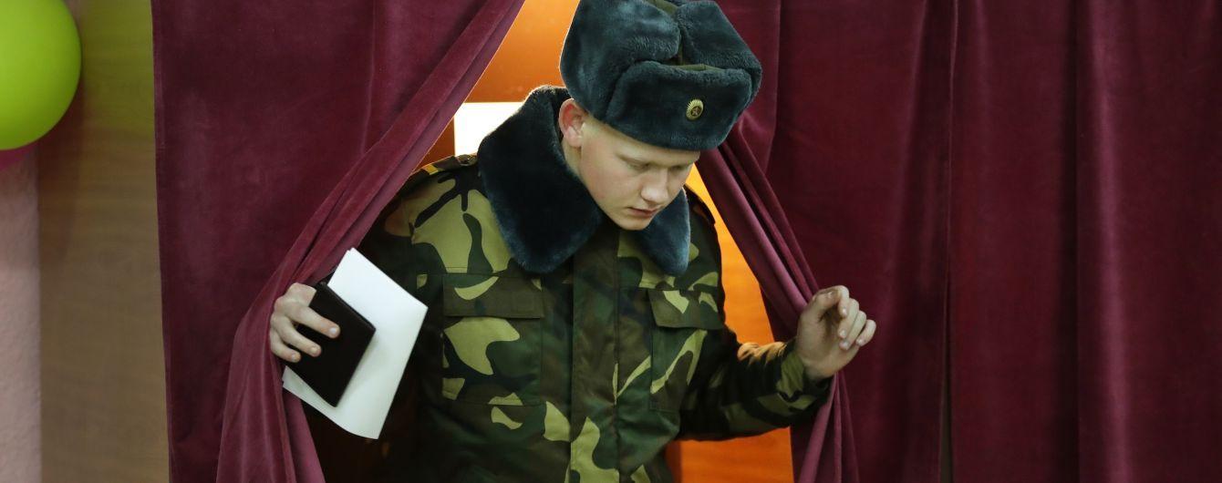 Спостерігачі ОБСЄ вважають, що вибори у Білорусі не були демократичними