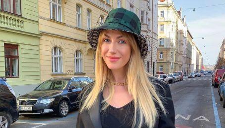 Леся Никитюк показала, как с мамой в Праге отдохнула