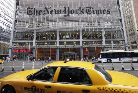 """The New York Times опублікував карту поширення коронавірусу з """"російським"""" Кримом: посольство обурилось"""