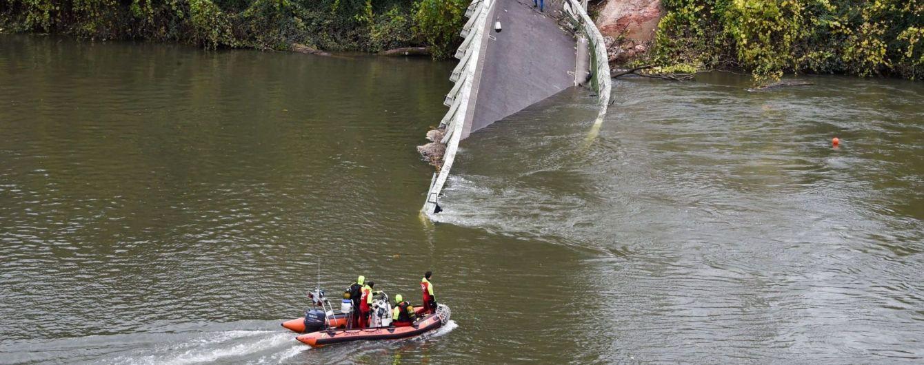Обвал моста в Франции: нашли тело еще одного погибшего