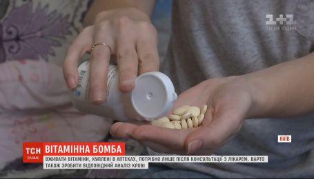 Язва желудка или мочекаменная болезнь: какой вред вызывает передозировка витаминами