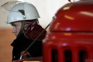 На Львовщине произошел пожар в воинской части, погиб офицер