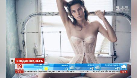 Вербова празднует 36-летие: история лучшей модели США с украинскими корнями