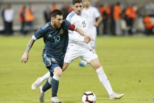 Футбольный инопланетянин. Как Месси с помощью космического дриблинга обошел пятерых уругвайцев