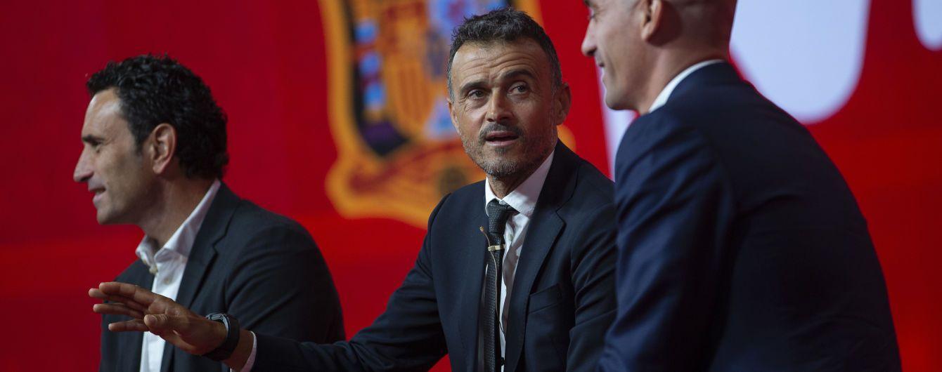Збірна Іспанії змінила тренера після успішного відбору на Євро-2020