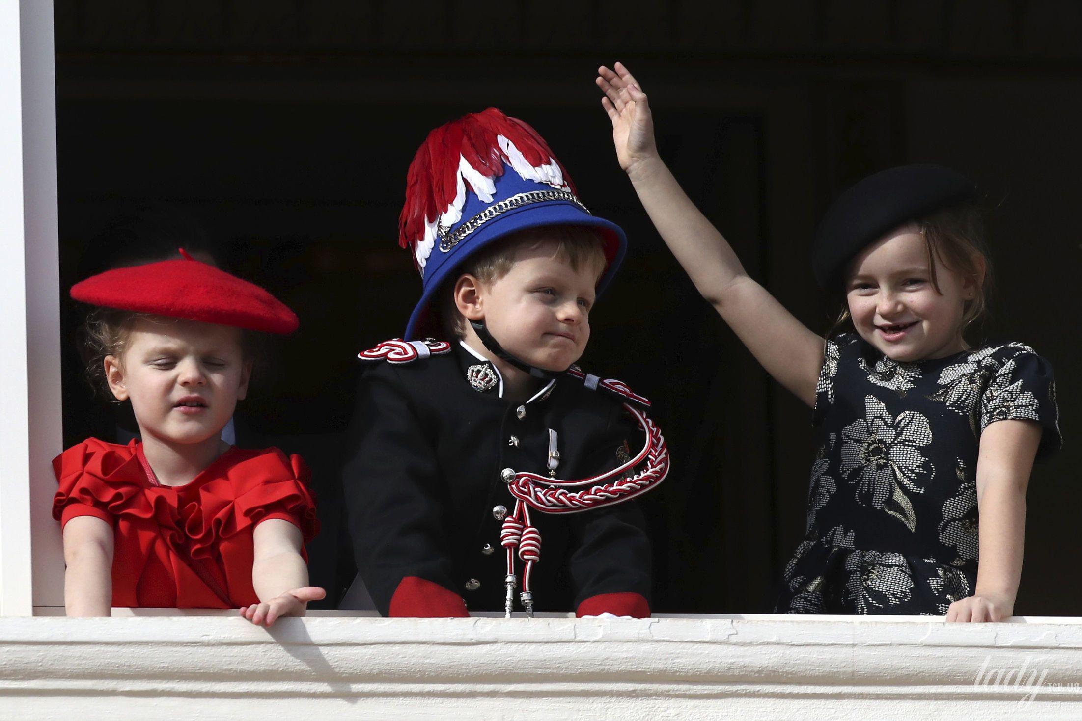 Княжеская семья Монако_5