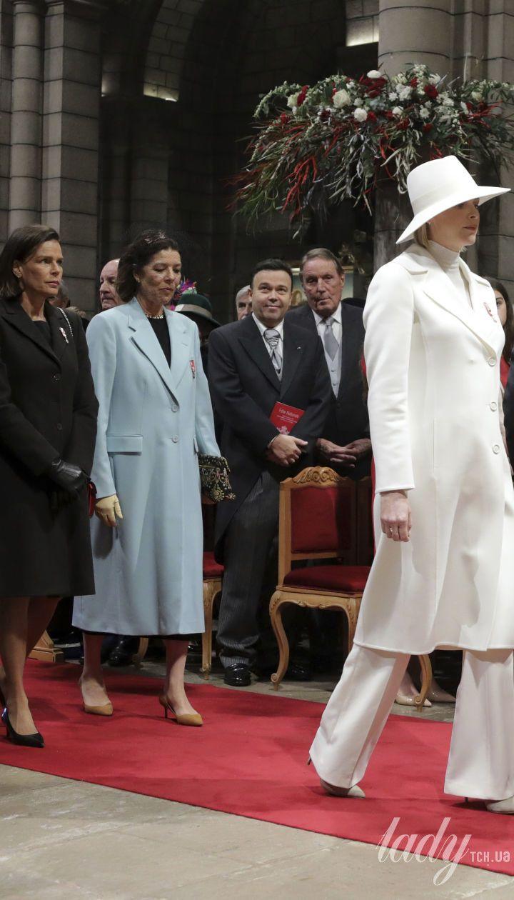 Княжеская семья Монако