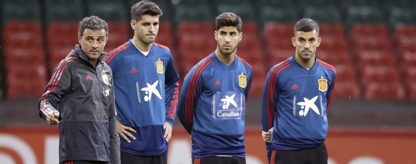 Повернення Луїса Енріке. Глава федерації футболу Іспанії пояснив раптову зміну тренера збірної