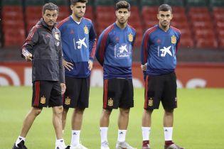 Футболисты сборной испании список с фото