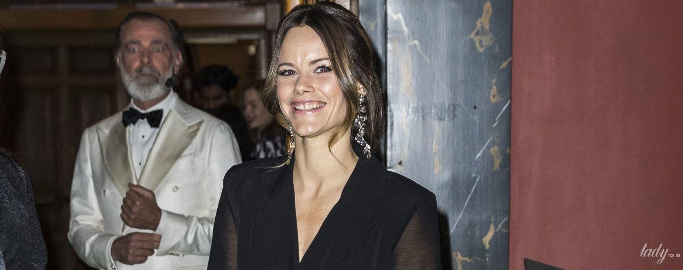 Бюджетно и элегантно: принцесса София на церемонии в Стокгольме