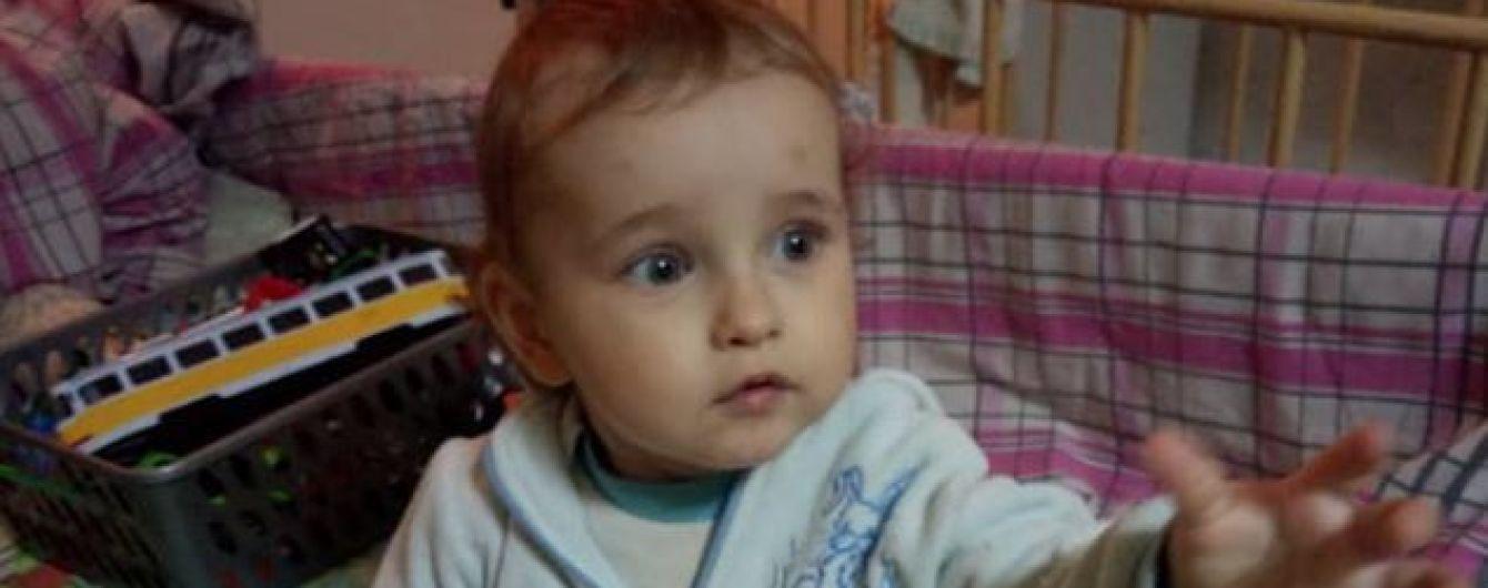 Допоможіть маленькому Славчикові побороти лейкоз