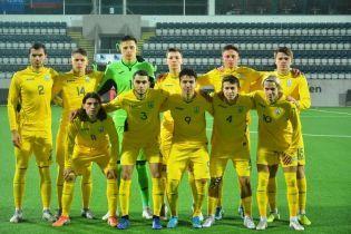 Юнацька збірна України перемогла Швецію та вийшла в еліт-раунд кваліфікації Євро-2020