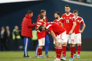 Россию могут не допустить на Евро-2020 и лишить Санкт-Петербург права принимать матчи турнира