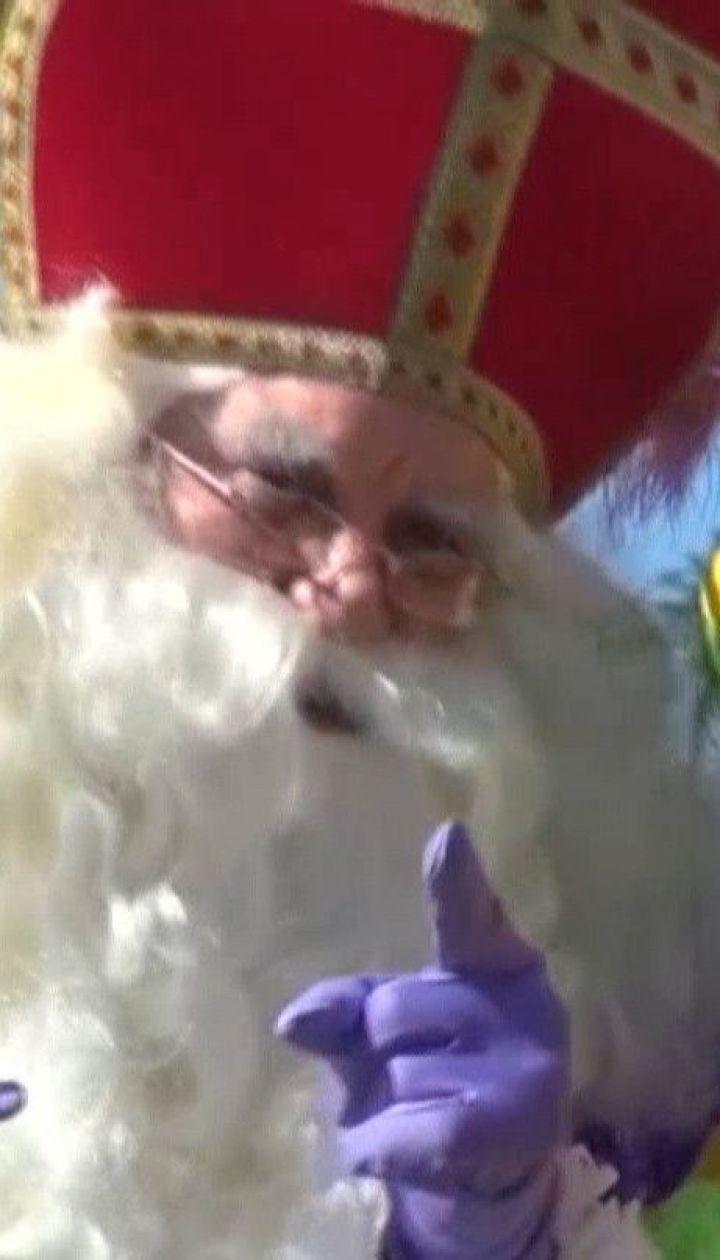 Санта-Клаус із Карибського моря розпочав свою мандрівку світом