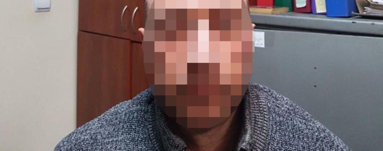 """Чехія видала Україні підозрюваного в привласненні обладнання для спортцентру """"Авангард"""""""