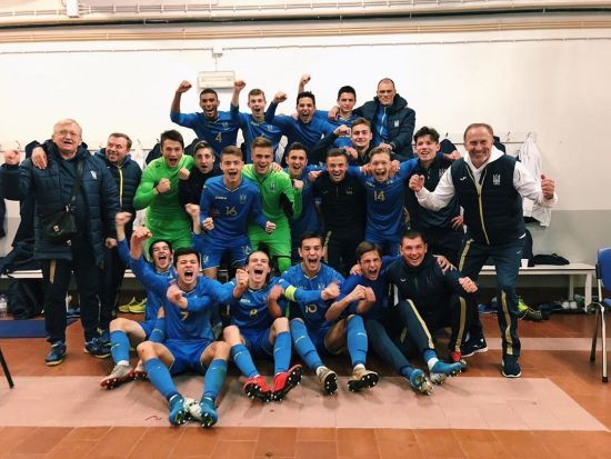 Збірна України з першого місця вийшла до еліт-раунду відбору Євро-2020