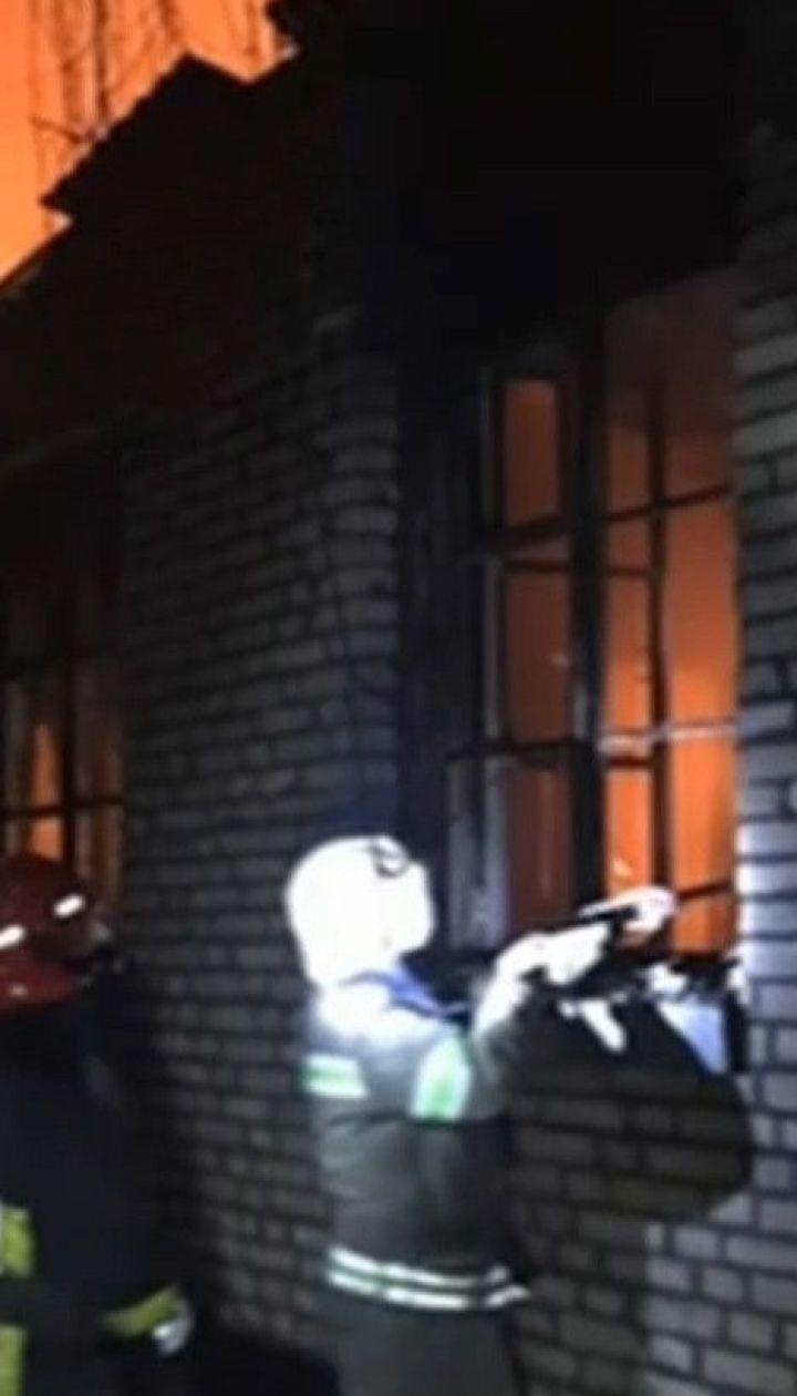 Один офіцер загинув, ще один зазнав опіків внаслідок пожежі у військовій частині на Львівщині