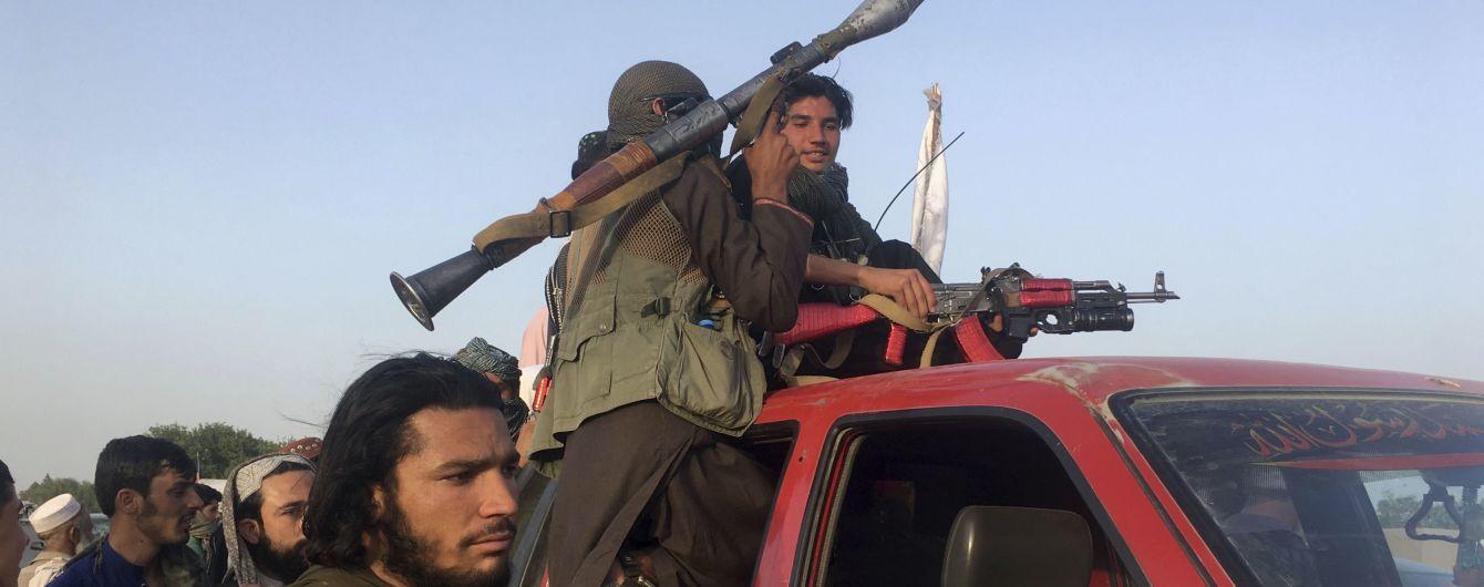 """Одного из главарей """"Талибана"""" ликвидировали"""