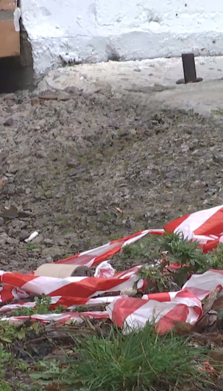 На киевском Подоле нашли окровавленное тело неизвестного мужчины