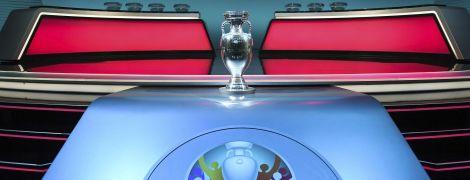 Стал известен состав корзин во время жеребьевки Евро-2020