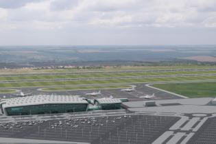 В Днепре начнут возводить современный аэропорт. Чиновники раскрыли детали