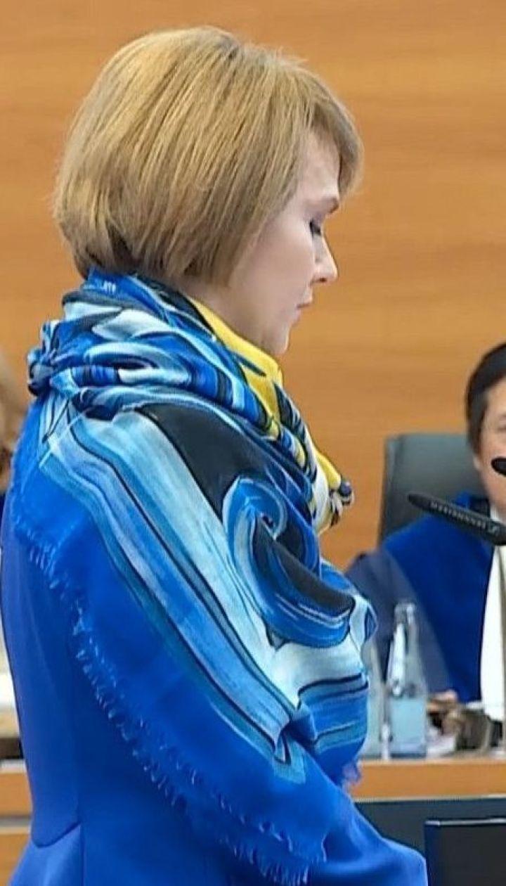 Олена Зеркаль анонсувала можливу відставку з посади заступника глави МЗС