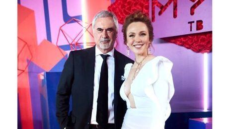 Валерій Меладзе вперше заспівав у дуеті зі своєю дружиною Альбіною Джанабаєвою
