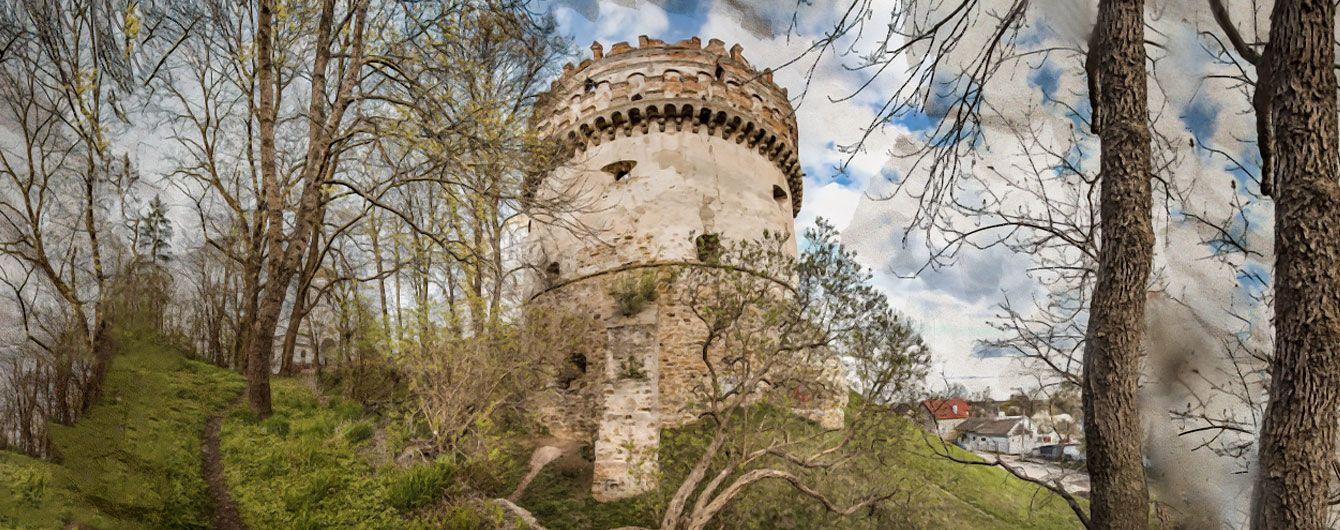 Острозький замок — найцікавіша пам'ятка Волині