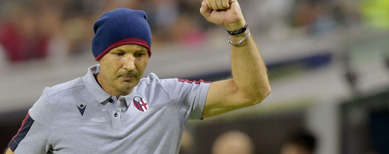 Відомого футбольного тренера виписали з лікарні після хіміотерапії