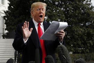 Трамп разморозил военную помощь Украине уже после того, как узнал о жалобе информатора на него – NYT