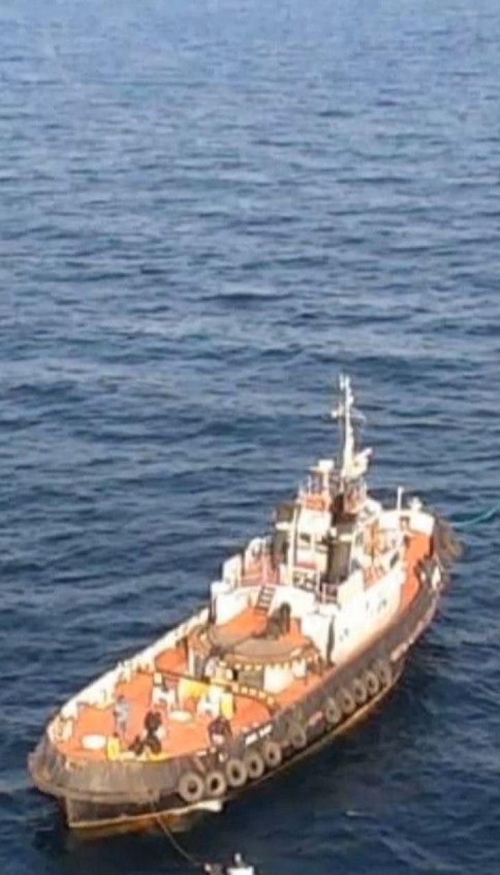 Украли розетки и унитазы: в порт Очакова прибыли возвращенные РФ украинские корабли