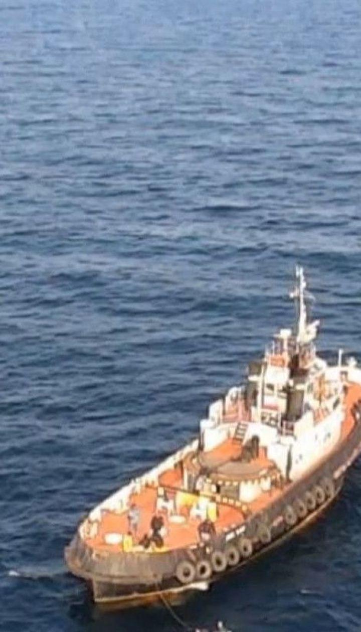 Поцупили розетки та унітази: до порту Очакова прибули повернені РФ українські кораблі