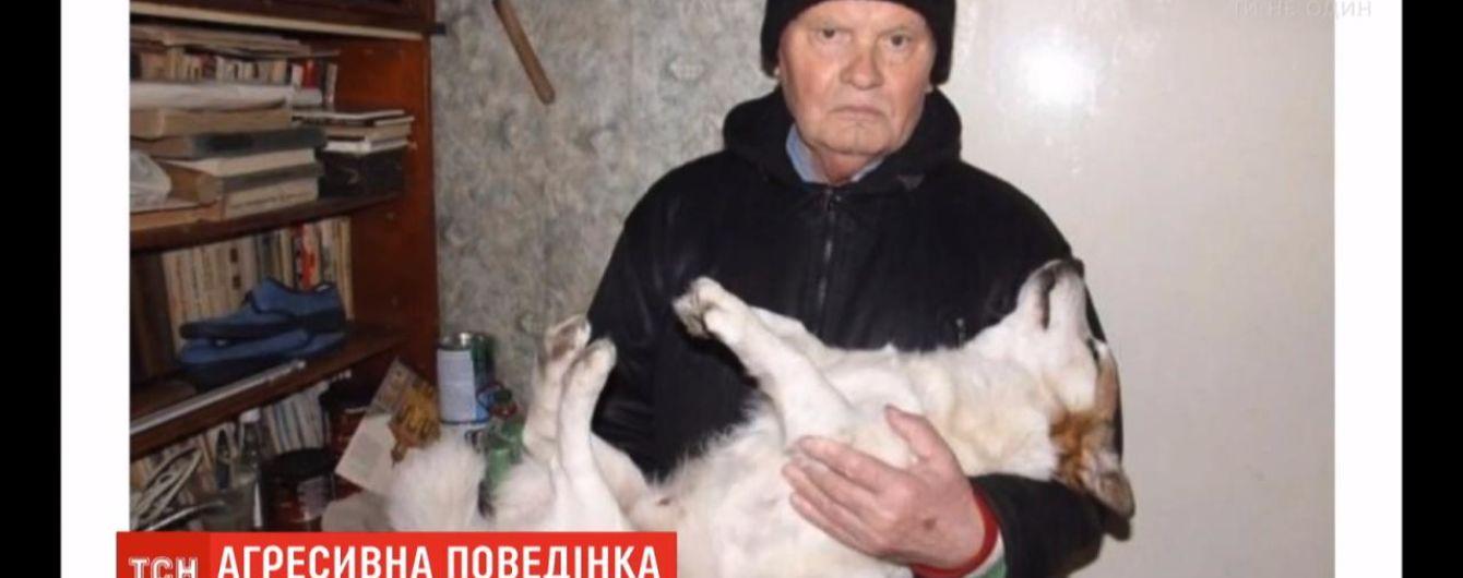 У Вінниці молодик заради забави забив собаку пенсіонера: що загрожує зловмиснику