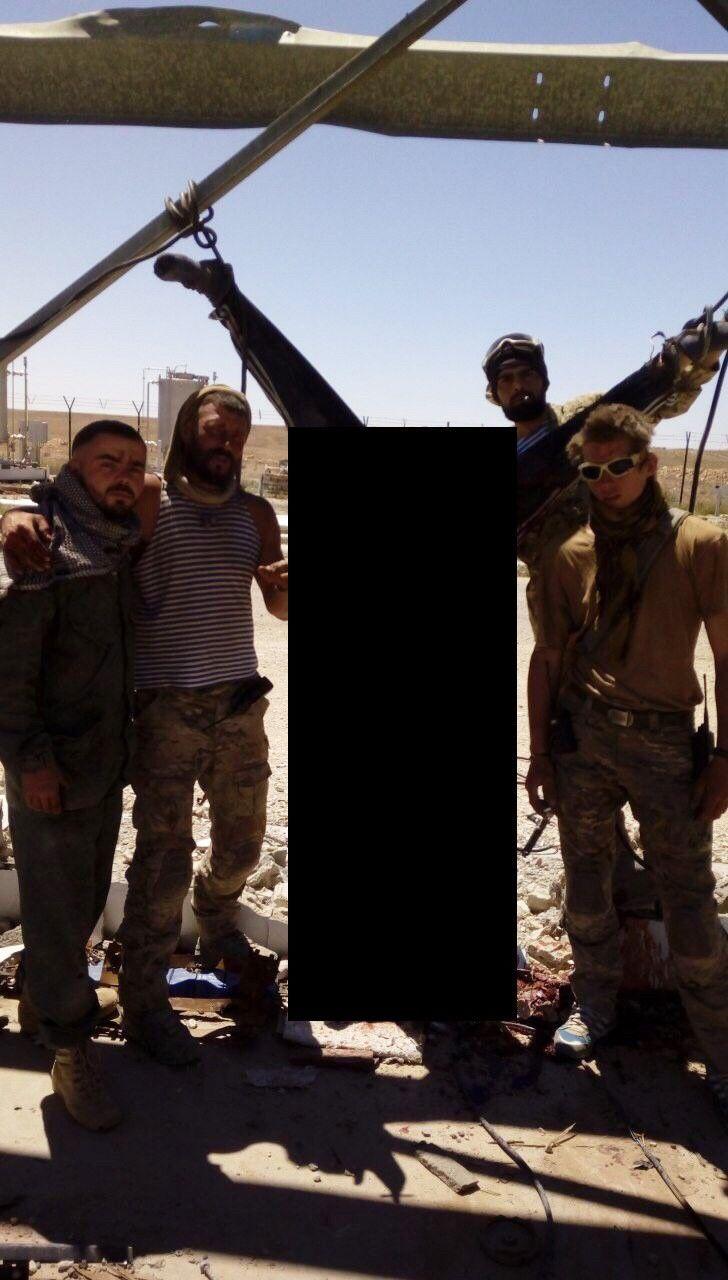 убивство бійцями вагнера чоловіка в Сирії_1