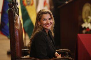 Временная президентка Боливии инициировала новые выборы