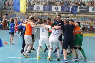 Чемпион Украины по футзалу победой стартовал в элит-раунде Лиги чемпионов