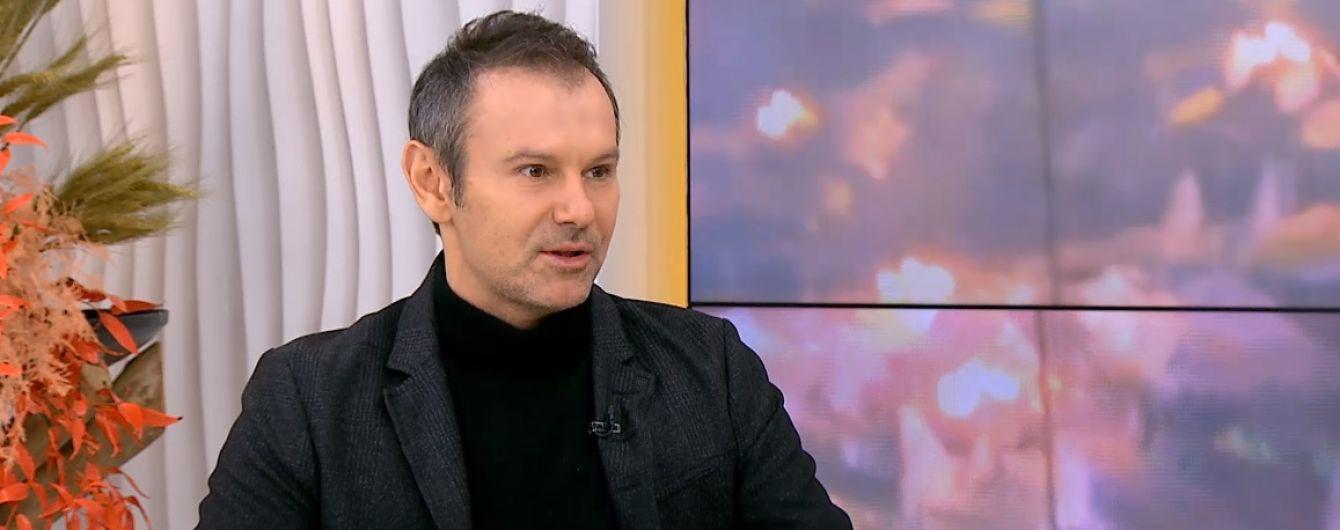 Вакарчук вспомнил, как появилась идея легендарного концерта на Евромайдане