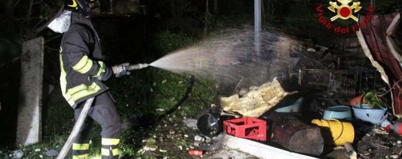 На Сицилії вибухнула сімейна фабрика феєрверків: п'ятеро загиблих
