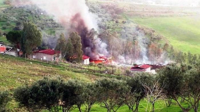 вибух фабрики феєрверків сицилія 2