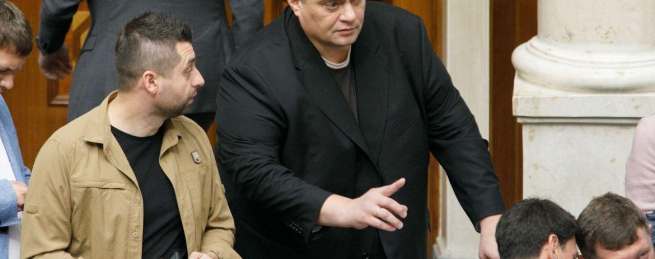 """В """"Слуге народа"""" прокомментировали запись разговора нардепа Корявченкова с правоохранителями Кривого Рога"""